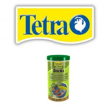 TETRA POND STICKS 1L + TETRA POND TEST 6IN1 - 2 STRISCE