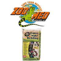 ZOOMED ASPEN SNAKE BEDDING 26.4L