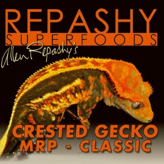 REPASHY CRESTED GECKO CLASSIC 2KG