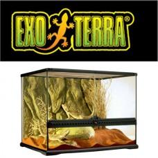 EXO TERRA NATURAL TERRARIUM MEDIUM/WIDE 60X45X45CM
