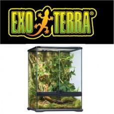 EXO TERRA NATURAL TERRARIUM SMALL/TALL 45X45X60CM