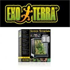 EXO TERRA SCREEN TERRARIUM 45X45X45CM